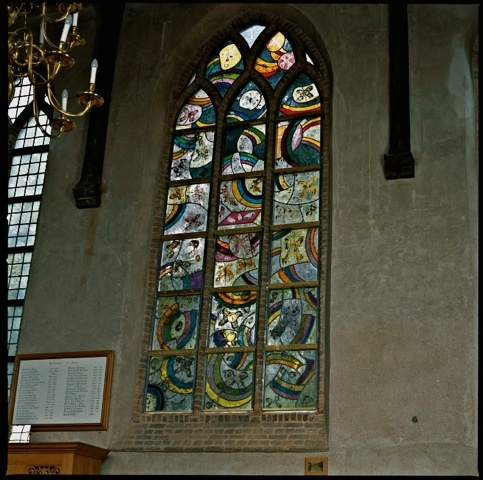 'The Creation' 1999 N.H. kerk Rhoon