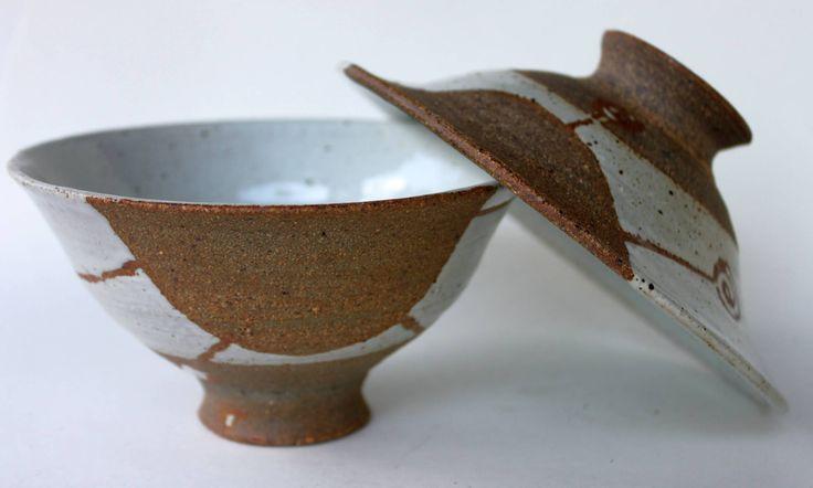 wheelthrown bowls
