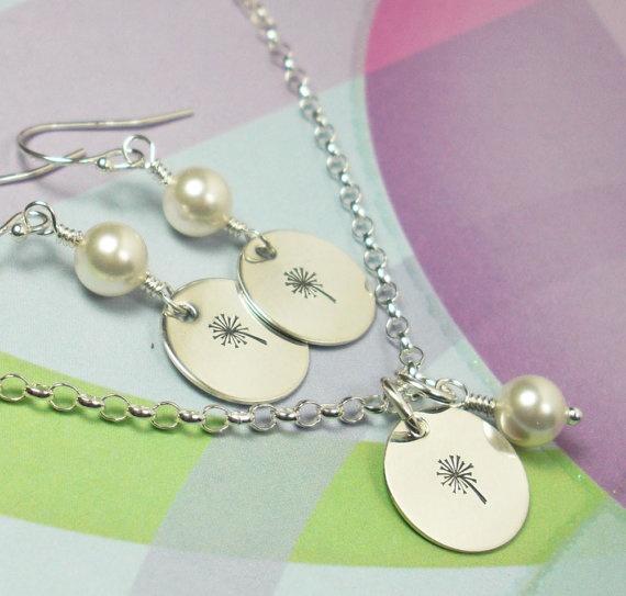 dandelion♥Earring Set, Earrings Sets, Hunger Gamesss