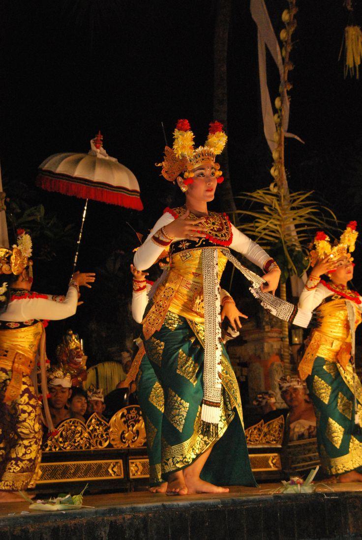Gambuh Dancer:
