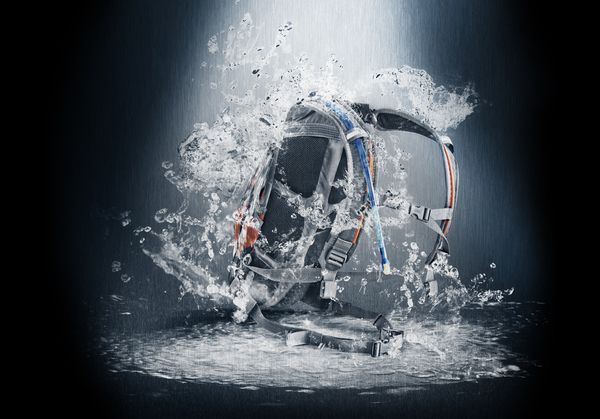 water control in photoshop! Sports Goods in the elements by creamwork , via Behance Creative photoshop and retouch by creamwork #creative #photoshop #retouch #photography