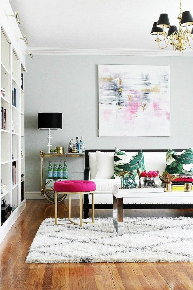 | Summer Colors to Use in Your Living Room - see more at http://livingroomideas.eu/summer-colors-use-living-room/