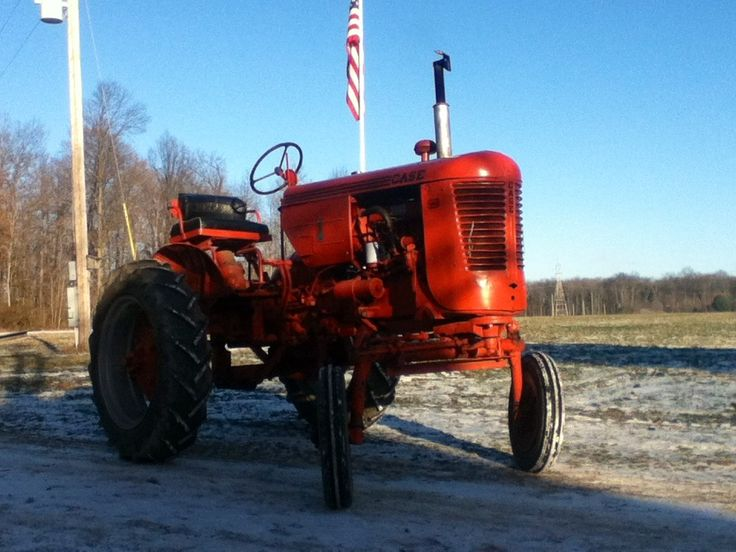 1952 Case Dc Tractor : Best images about case tractor on pinterest gardens