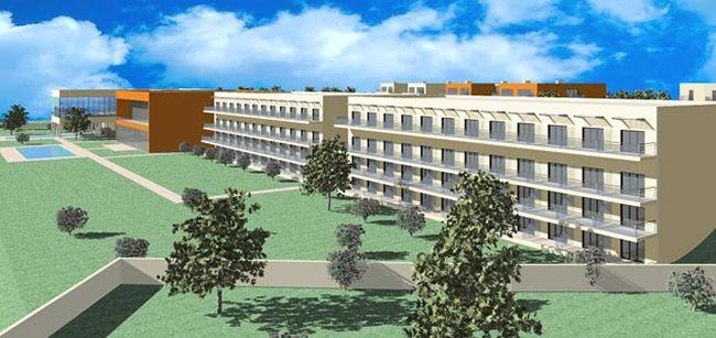 """O Vila Galé Sintra – Resort Hotel, Conference & Revival Spa, um empreendimento que integra um hotel de 4-estrelas e dez blocos de apartamentos, previsto inaugurar em Abril de 2018, vai ser apresentado pelo grupo hoteleiro na próxima semana, avança aPresstur. O projecto em Sintra """"inclui uma unidade hoteleira com um conceito inovador de medical …"""