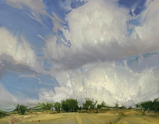 High Noon by Josh Clare - Greenhouse Gallery of Fine Art