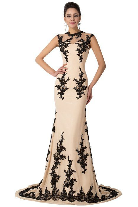 16 best Festl. Kleider images on Pinterest | Ball gown, Evening ...