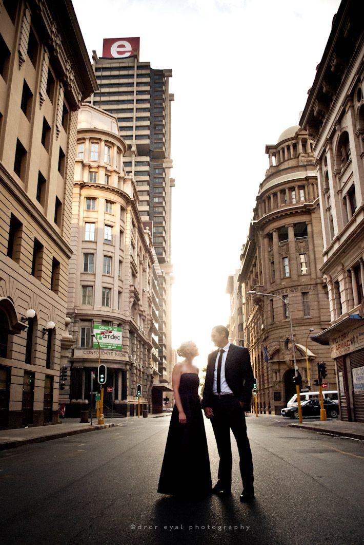 Johannesburg City Couple shoot