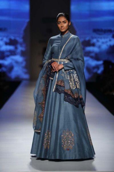 Anju Modi | India Fashion Week FW 2017