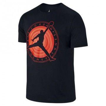 T-shirt Michael Jordan Looney Tunes Warner Bros noir 658560-010