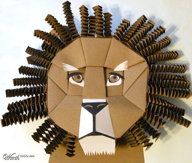 Bad Hair Day Lion (1024x2000)