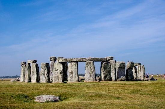 The famous #Stonehenge in the #UnitedKingdom. #travel #discover #sights #MedWayOfLife