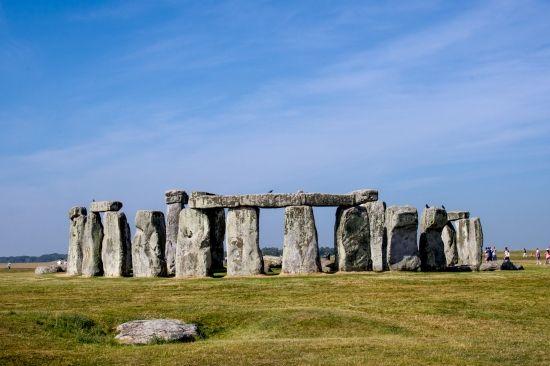 The famous #Stonehenge in the #UnitedKingdom. #travel #discover #sights #MedWayOfLife