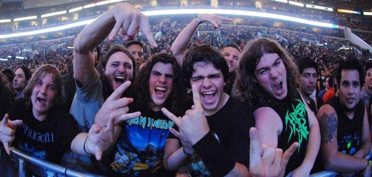 Τα πιο δημοφιλή είδη της metal στο Spotify!