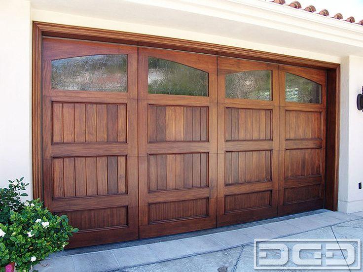 Dynamic Garage Door | Custom Architectural Garage Door : California Dream