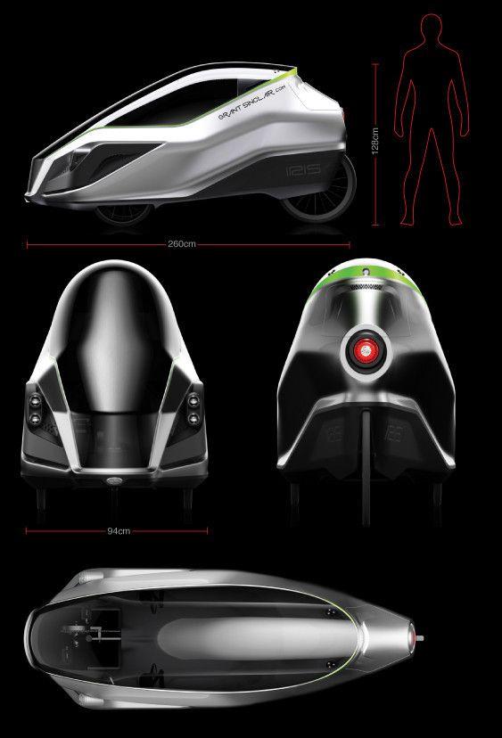 IRIS eTrike® Eco - next generation electric trike