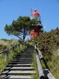 Lighthouse Vlieland Holland  Vuurtoren Vlieland