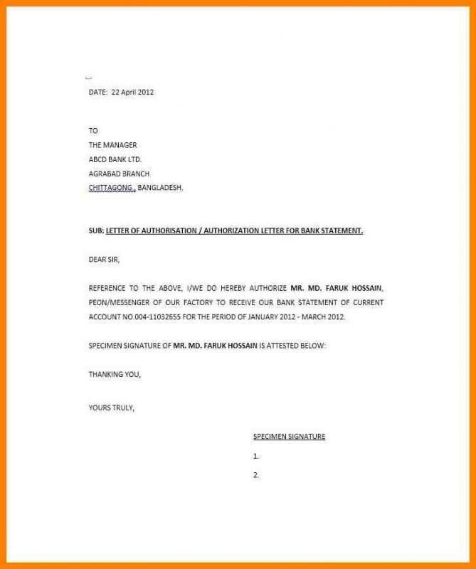 98 Good Sample Signature Attestation Letter Successfully With