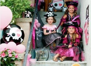 Girl Pirate Party Ideas