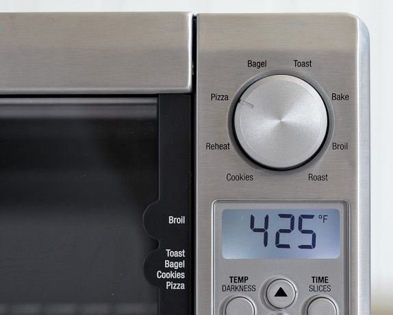 Breville Mini Smart Toaster Oven In 2020 Toaster Oven Compact Oven Toaster