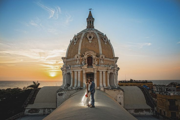 Destination Wedding Photographer - Cartagena, Colombia - Jorge and Margaret