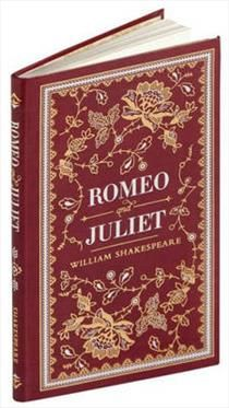 Romeo and Juliet (Barnes Noble Leatherbound Pocket Editions)