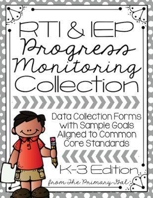 This progress monitoring collection is A. MA. ZING!