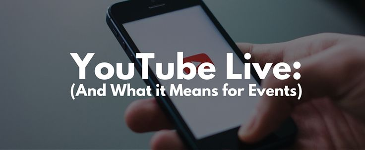 #EventProfs – Welcome to the world of live engagement – events in real time. With the creation of Meerkat, Periscope, Facebook live, and now the latest – YouTube Live, what does this all mean for events as we know them? Learn how the event industry is changing, and how @MeetingPlay is here to help events continue to be successful every step of the way.