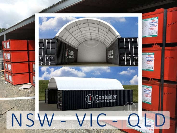 We have SIX Container Dome Auctions across NSW, VIC and QLD!  Visit our website to find one near you - brand new, unused and heavy duty -