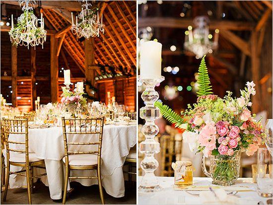 Barn Wedding Decorations And Ideas