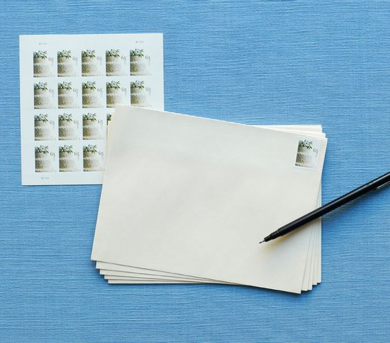 Your ultimate etiquette guide on properly addressing wedding invitations and envelopes.