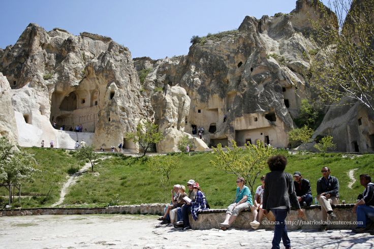 foto Göreme Museo all'aperto - Cappadocia  http://matrioskadventures.com/2014/05/14/fiabesca-cappadocia-turchia-cosa-vedere-e-cosa-fare/