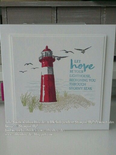 Occassions 2017 High Tide Stampin' Up!