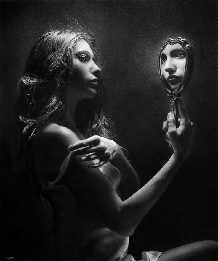 Best Awesome Unreal Paintingswow Images On Pinterest - Artist creates stunning hyper realistic paintings of women