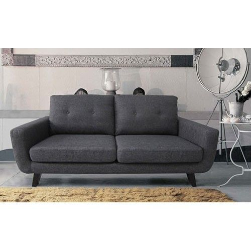 Lara - 3 Seater Sofa - Grey