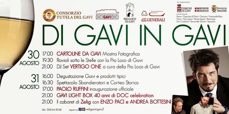 Turin Epicurean Capital: Di Gavi In Gavi wine festival
