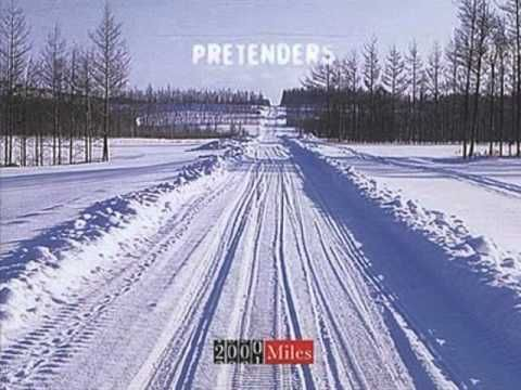 """The Pretenders - 2000 miles - modern Christmas (can it be """"modern"""" when it's from the 80's?)"""