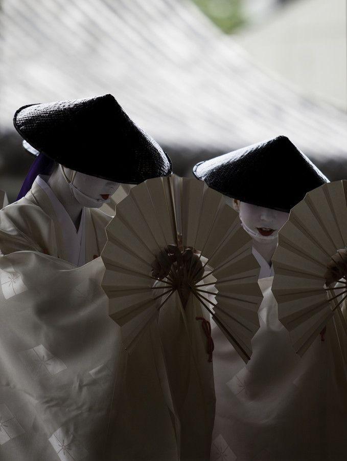 © Sam RyanYasaka dance,Kyoto