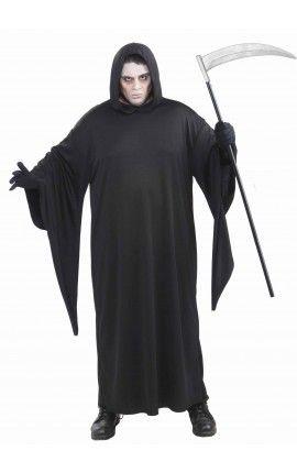 Disfraz de La Muerte talla extra grande