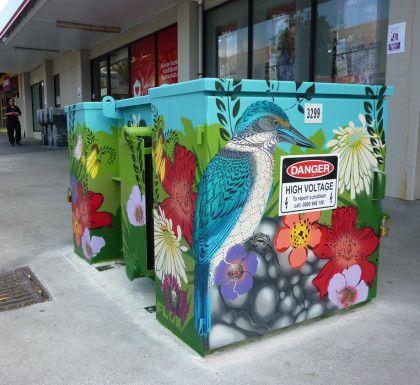Kingfisher Power Box