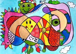lente schilderen met kinderen - Google zoeken