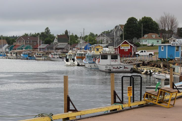North Rustico Harbour - North Shore PEI