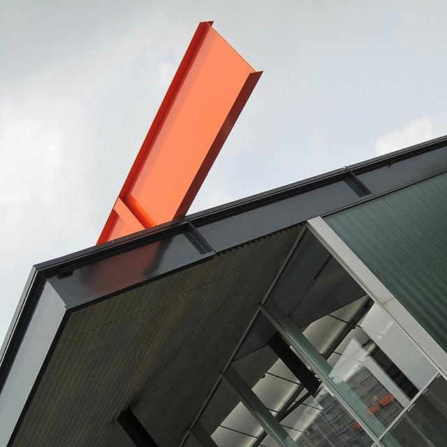Rem Koolhaas. Kunsthal. Rotterdam 1992