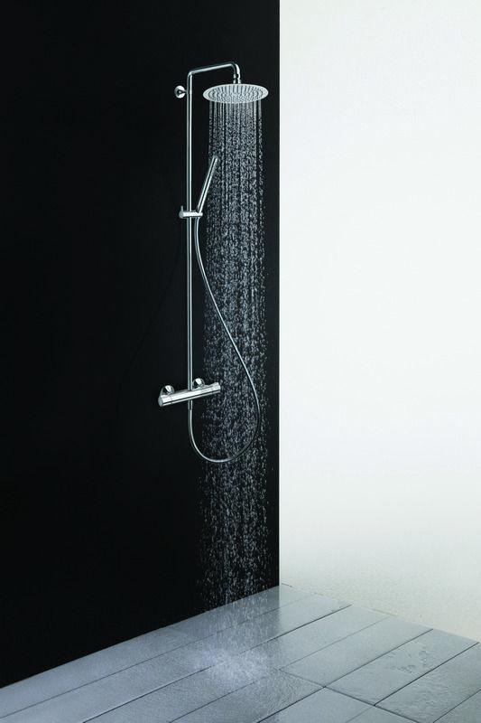 Cristina Rubinetterie - Shower & Bath Systems - Theta V