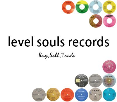 level souls records web store
