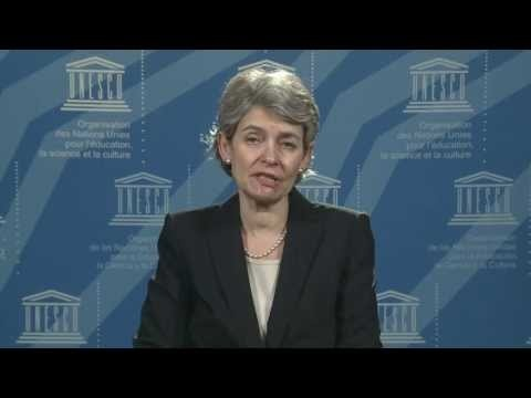 UNESCO's Director-General, Irina Bokova, message on the occasion of World Press Freedom Day 2013.