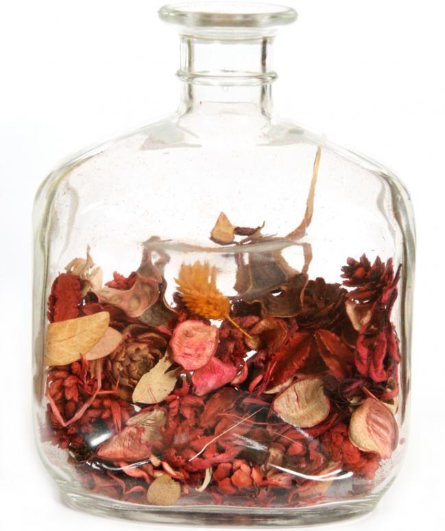 Cómo decorar con flores secas - Hogar Total