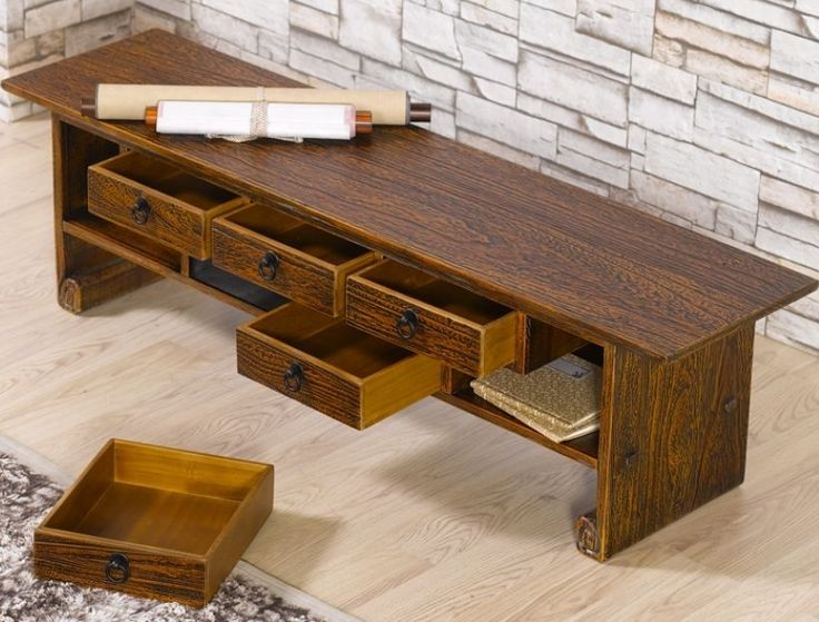 53 best bean 39 s floor tables images on pinterest bureaus for Couchtisch asia style
