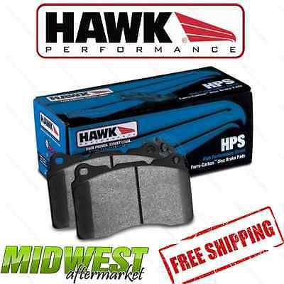 Hawk HPS Front And Rear Brake Pads For 2007-2011 Lexus E350 Toyota Camry