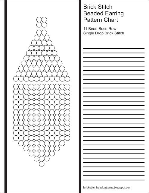 Best Graph Paper Images On   Beading Patterns