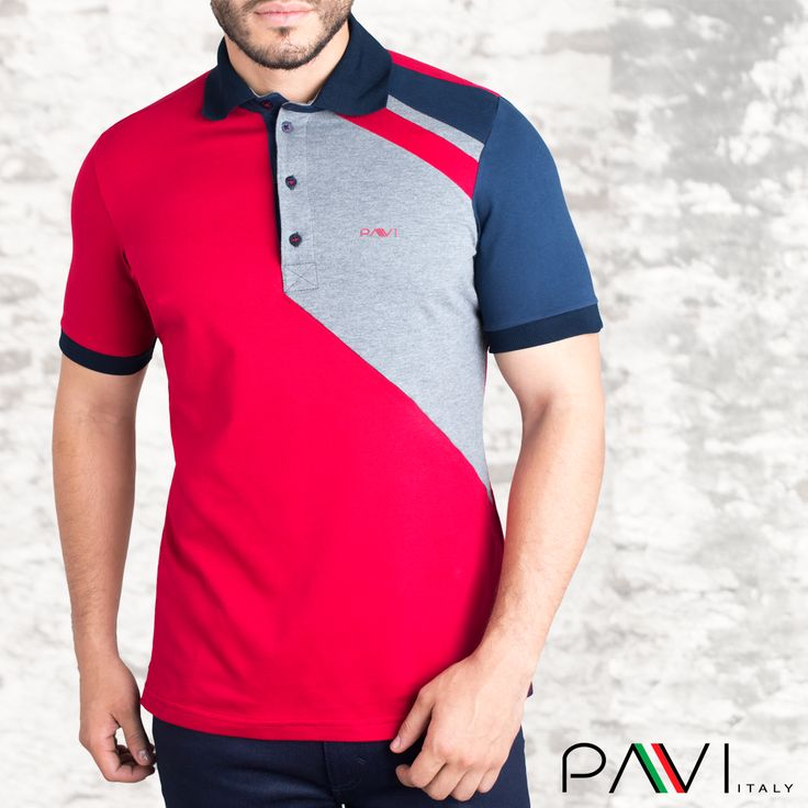 Ven por la nueva colección de polos ya disponibles en tu tienda Pavi más cercana! #polo #shirt #hombre #moda #fashion #mexico